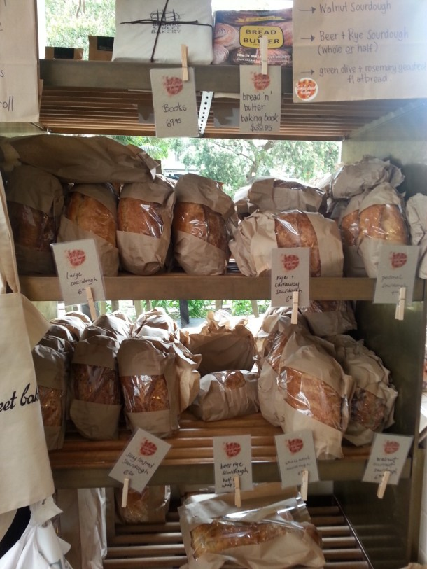 Bourke Street Bakery, Neutral Bay, review