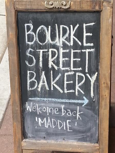 Bourke Street Bakery Neutral Bay