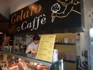 Amo Gelato, Noosa Heads, ice cream, gelato, review