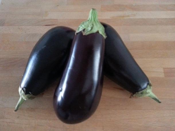 Eggplant, aubergine parmigiana, recipe