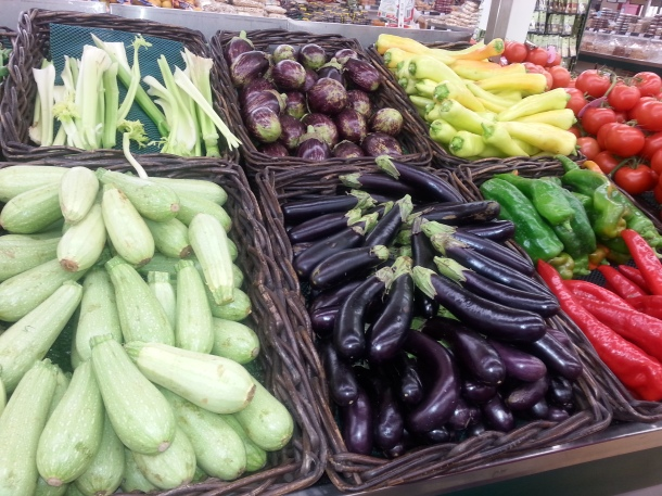 Fruit and vegetables, which to buy organic