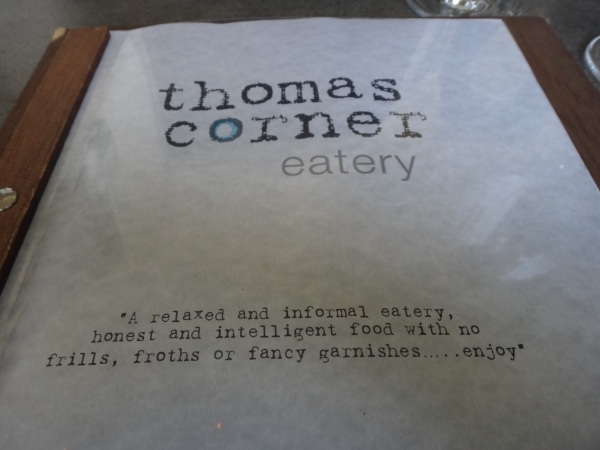Thomas Corner Eatery, restaurant, review, Noosaville