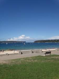 Bathers' Pavilion, Balmoral Beach, restaurant, cafe, review