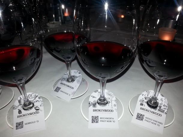 Catalina, Rose Bay, Brokenwood, restaurant, review, wine, food, menu