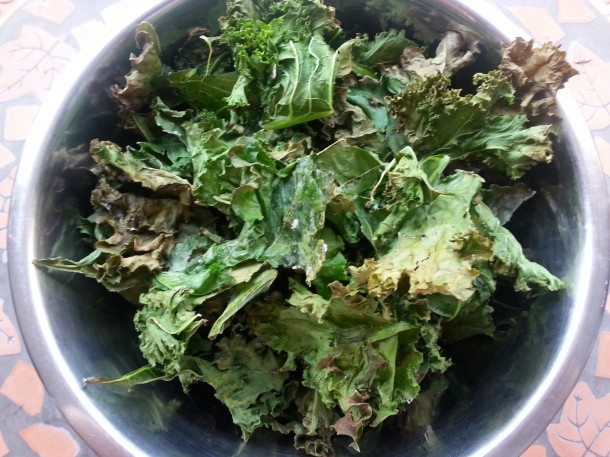 kale, recipe, crisps, chips, health benefits