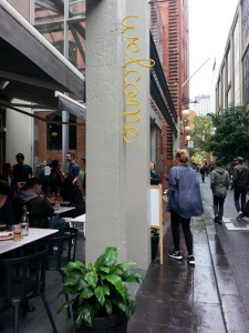 The Hardware Societe, Melbourne, breakfast, lunch, review, cafe