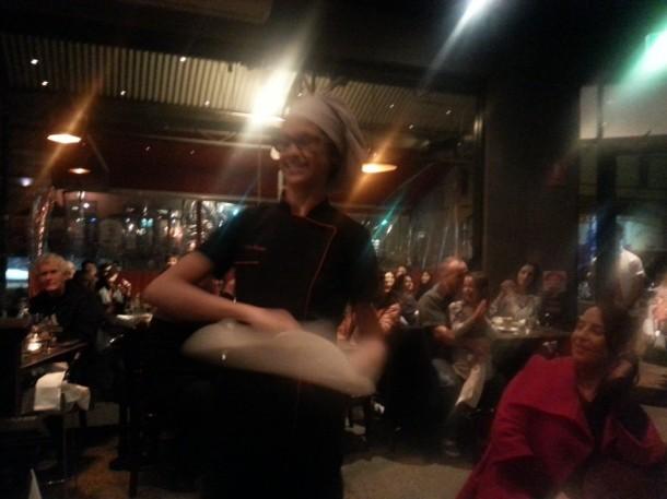 400 Gradi, East Brunswick, Melbourne, pizza, Johnny Di Francesco, Margherita, world's best, review, Italian, restaurant