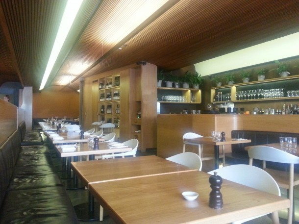 Woodland Kitchen & Bar, Neutral Bay, lunch, dinner, restaurant, review