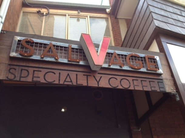 Salvage Speciality Coffee, Artarmon, lunch, breakfast, coffee, cafe, review