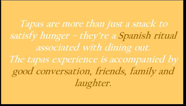 Tapas, history, recipes, spanish, how to, easy