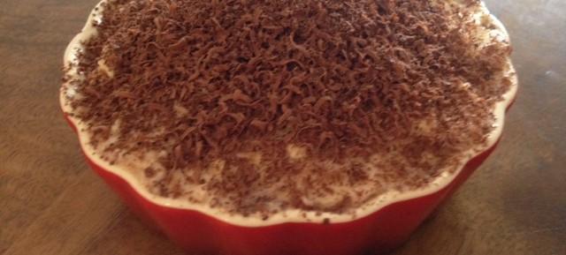 Easy tiramisu with no added sugar, recipe
