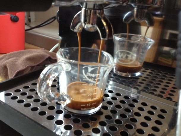 Barista course at Jetblack Espresso Sydney, coffee,