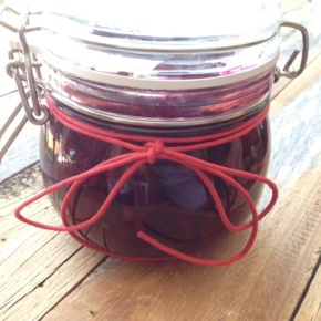 Beetroot pickle with apple cider vinegar (sugar free)