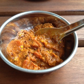 A tomato kasundi recipe – full of superfoods