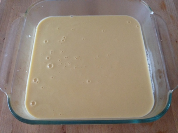 Creamy vanilla ice cream, recipe, no sugar
