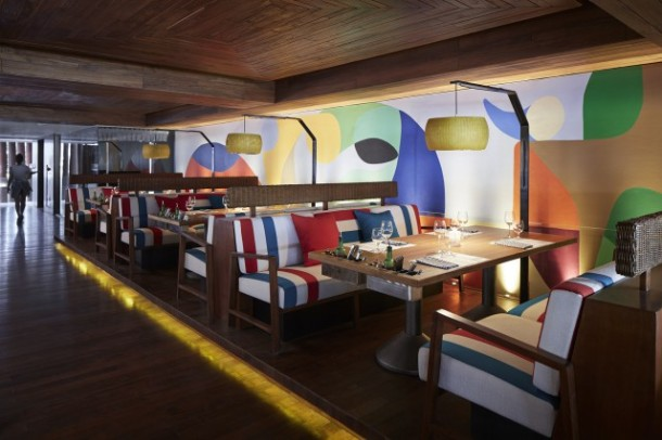 Seminyak Italian Food, Bali, restaurant, menu, Double Six Hotel
