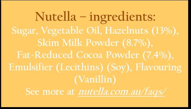 Hazelnut chocolate spread - my version of homemade Nutella, recipe
