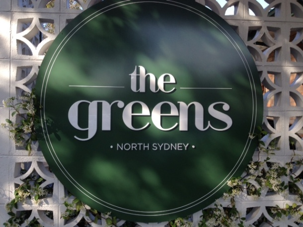 The Greens North Sydney, club, review, food, menu, bowls