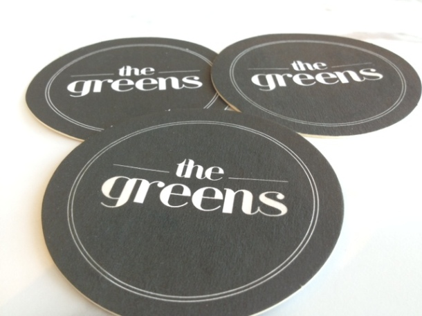 The Greens North Sydney, menu, review, food, club