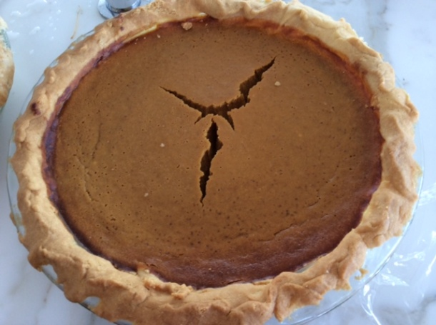 The ultimate pumpkin pie, recipe, bon appetit