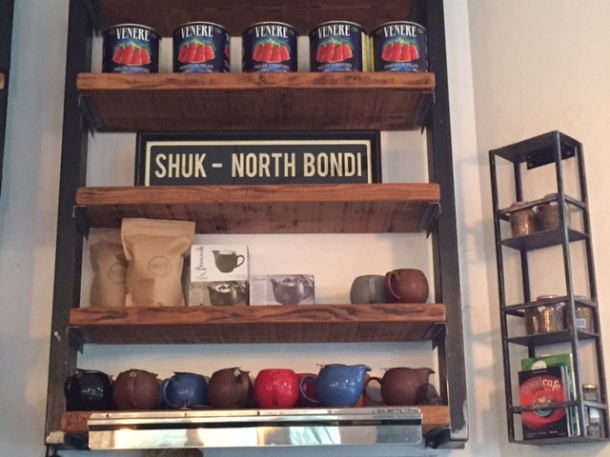 Shuk, North Bondi, review, cafe