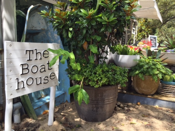 The Boathouse Balmoral Beach, cafe, review