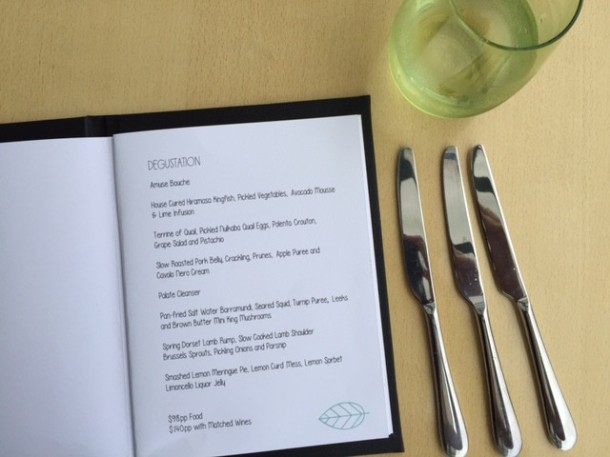 Emerson's Cafe & Restaurant, Hunter Valley, review, menu
