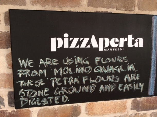 Pizzaperta, The Star, Pyrmont, review, Sydney, pizza