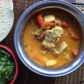 Butter chicken – a healthy Indian curryrecipe
