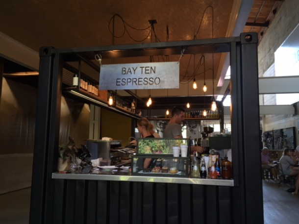 Bay Ten Espresso Lavender Bay