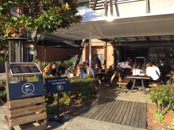 Meat District Co, Sydney, menu, review
