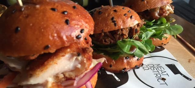 Meat District Co, Sydney, review. menu
