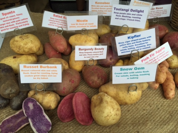 Potatoes benefits