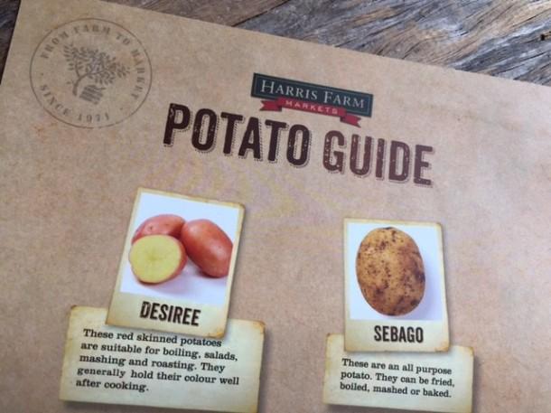 Potato guide