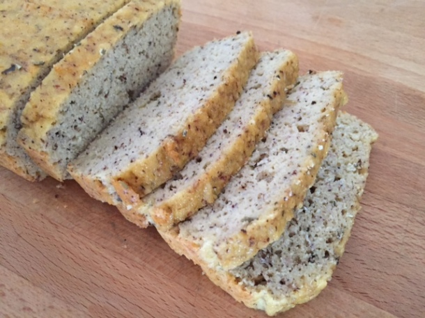Paleo bread - recipe