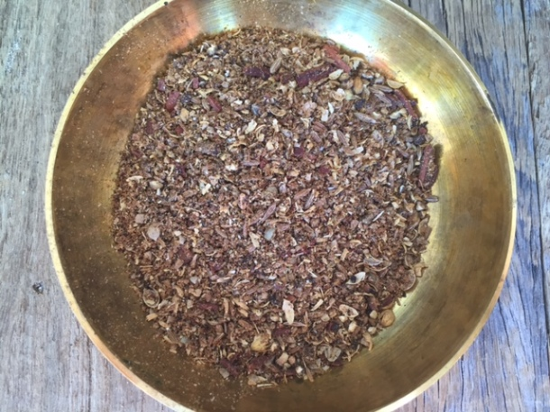 Garam masala - a homemade Indian spice blend