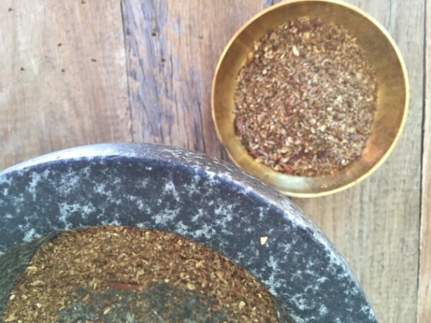 Garam masala - a homemade Indian spice blend