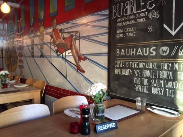 Bauhaus West, Enmore