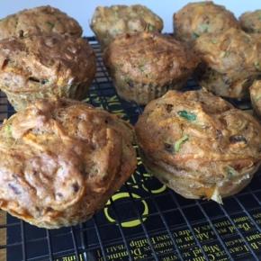 Carrot cake (or muffins) – thanksOzHarvest!