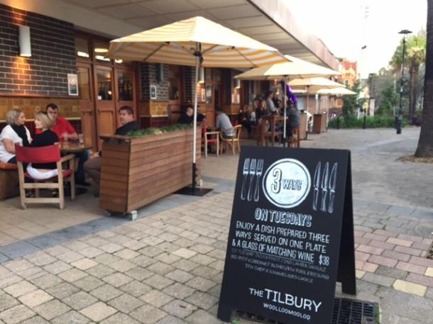 The Tilbury Hotel, Woolloomooloo