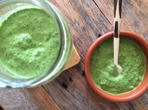 Spinach & feta cheesedip