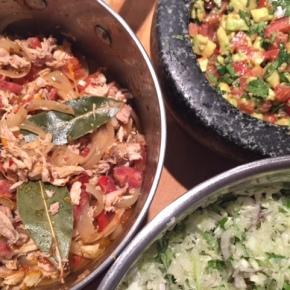 Chicken & Chorizo MexicanMole