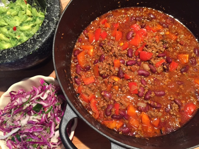 recipe: chilli con carne recipe mexican [7]