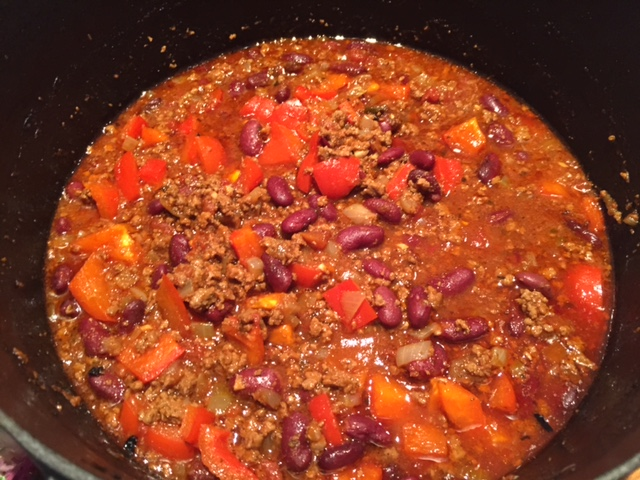 recipe: chilli con carne recipe mexican [31]