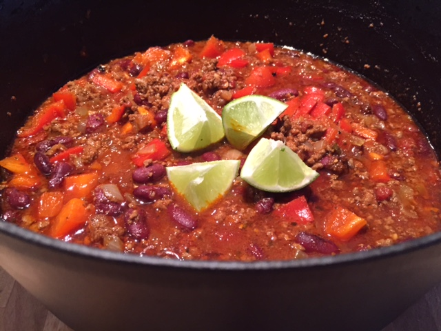 recipe: chilli con carne recipe mexican [26]