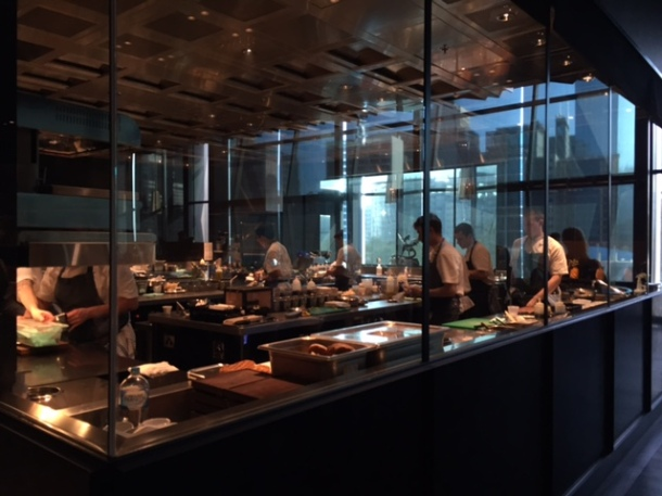 Dinner by Heston Blumenthal, Melbourne