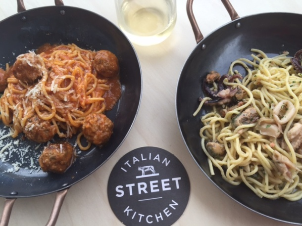 Italian Street Kitchen, Neutral Bay