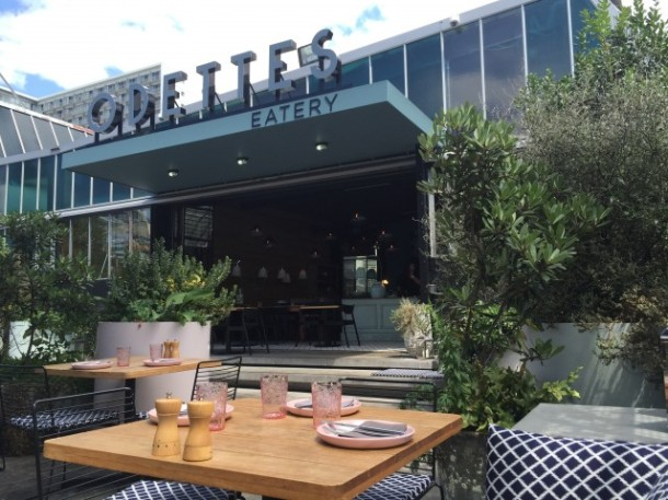 Odettes Eatery, Auckland