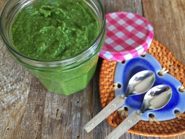 Artichoke & spinach dip (or pasta sauce)