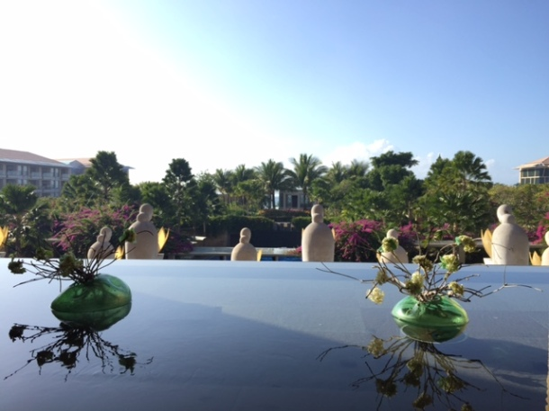 High Tea at The Mulia, Bali